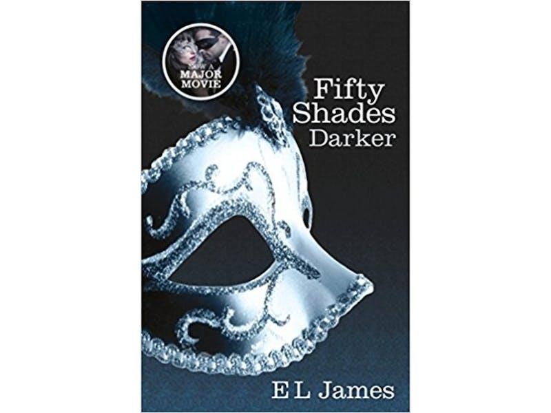 12. 50 Shades Darker by E. L. James