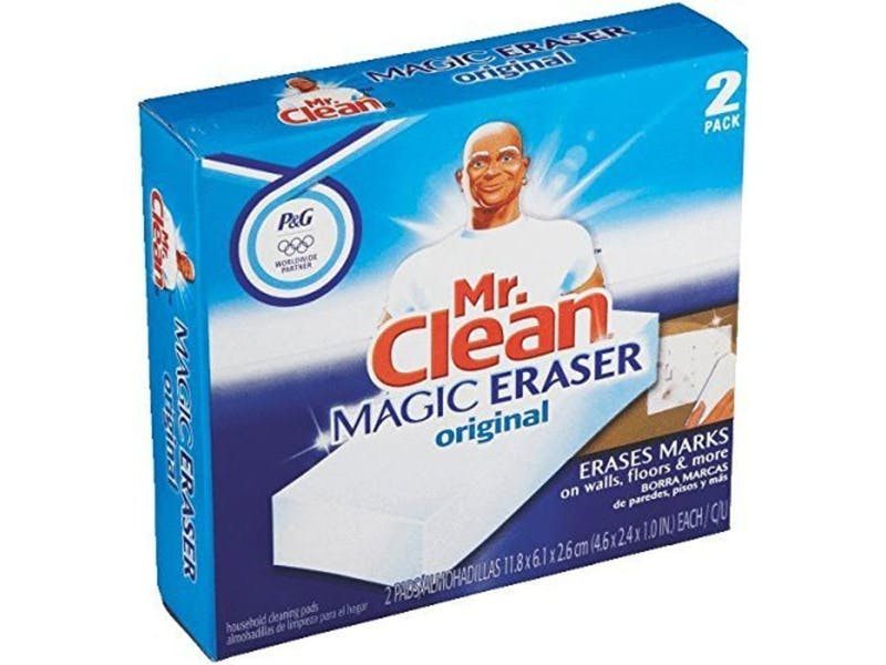 2. Mr. Clean Magic Eraser