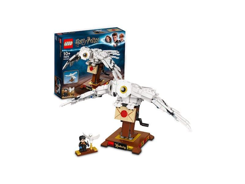 1. LEGO Harry Potter Hedwig