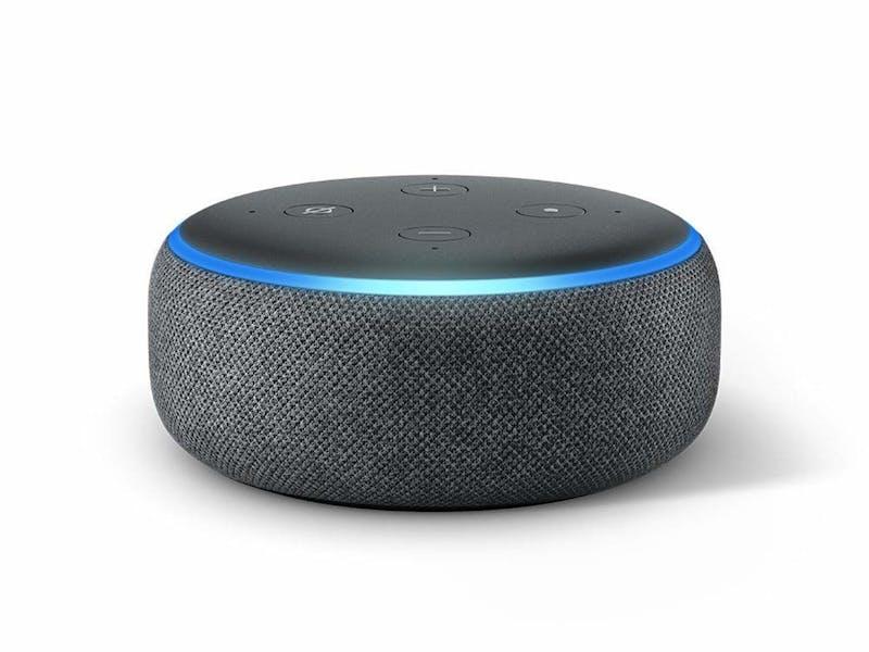 All-new Echo Dot (3rd Gen) - Smart speaker