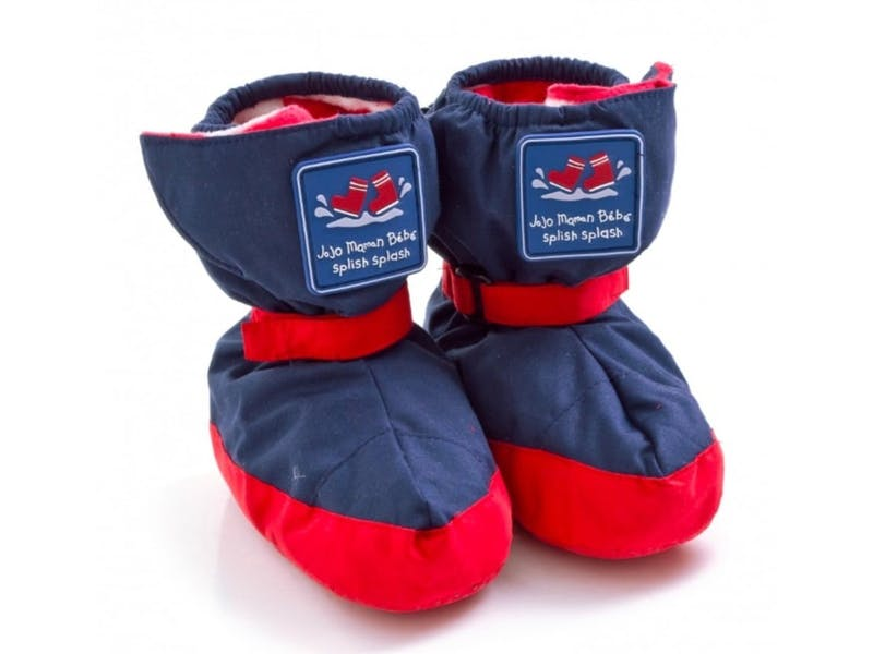 3. Fleece Lined Baby Booties, £12.00