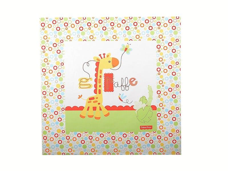 3. Giraffe Splash Mat