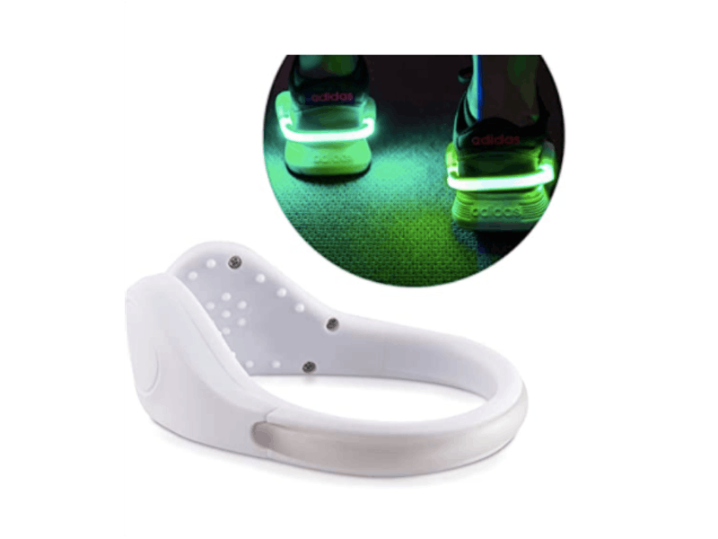 LED Light Shoe Clip