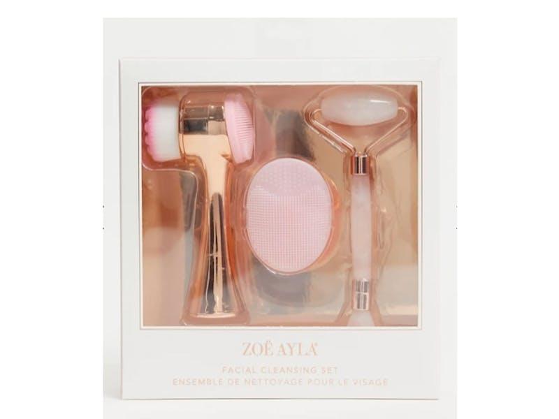 Zoe Ayla facial cleansing set