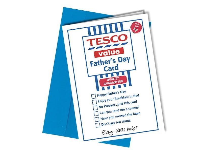 7. Tesco Value Card