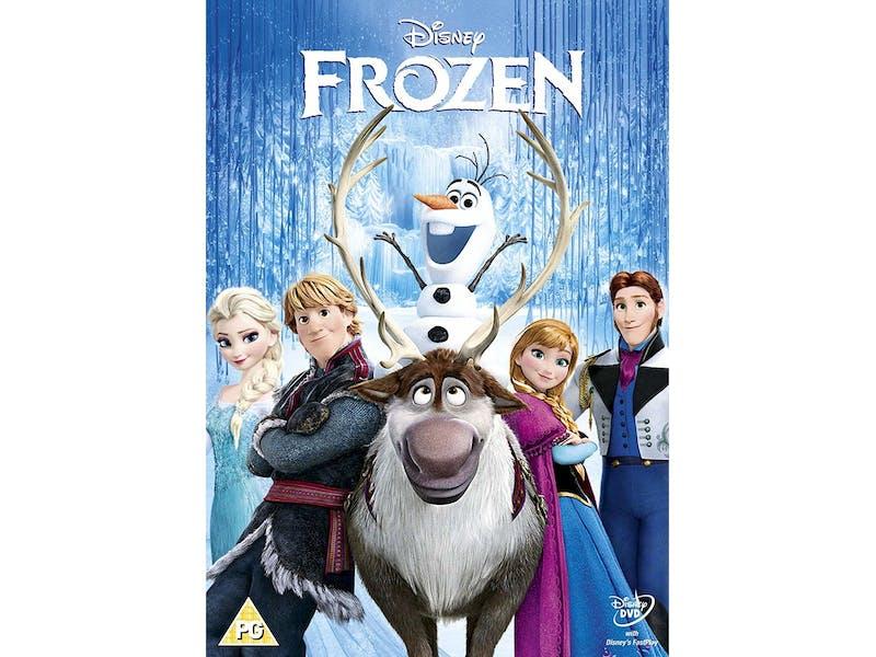 16. Frozen