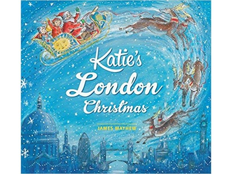 19. Katie's London Christmas by James Mayhew, £3.96