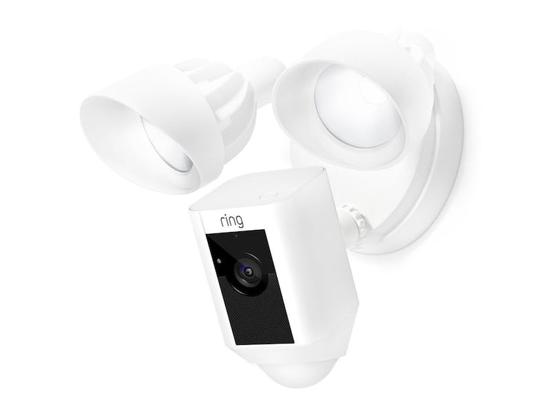 7. Ring Floodlight Cam Home Security Camera System WAS, £249, NOW