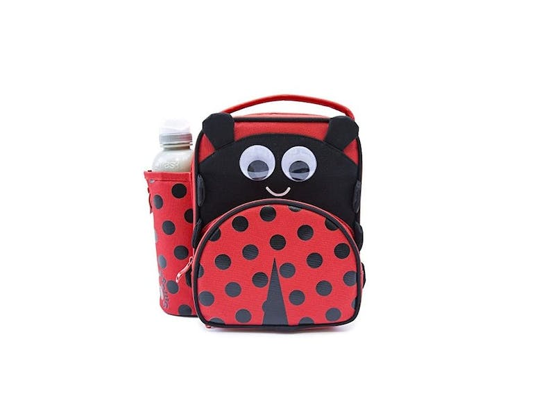 1. Ladybird Lunch Bag