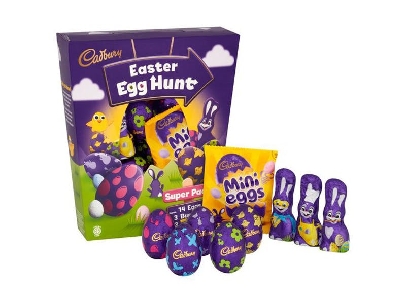 Cadbury egg set
