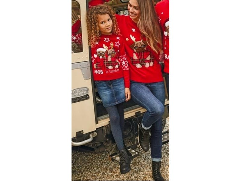 1. Novelty Elf Christmas Jumpers, from £19.00