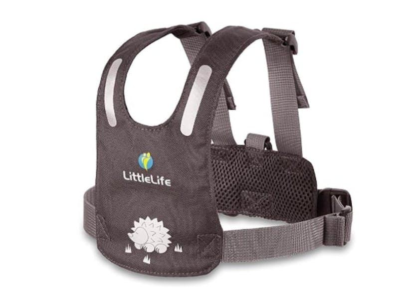 3. Littlelife Toddler Safety Harness Grey