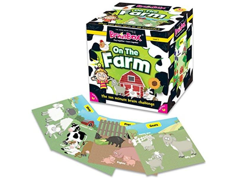 1. On The Farm