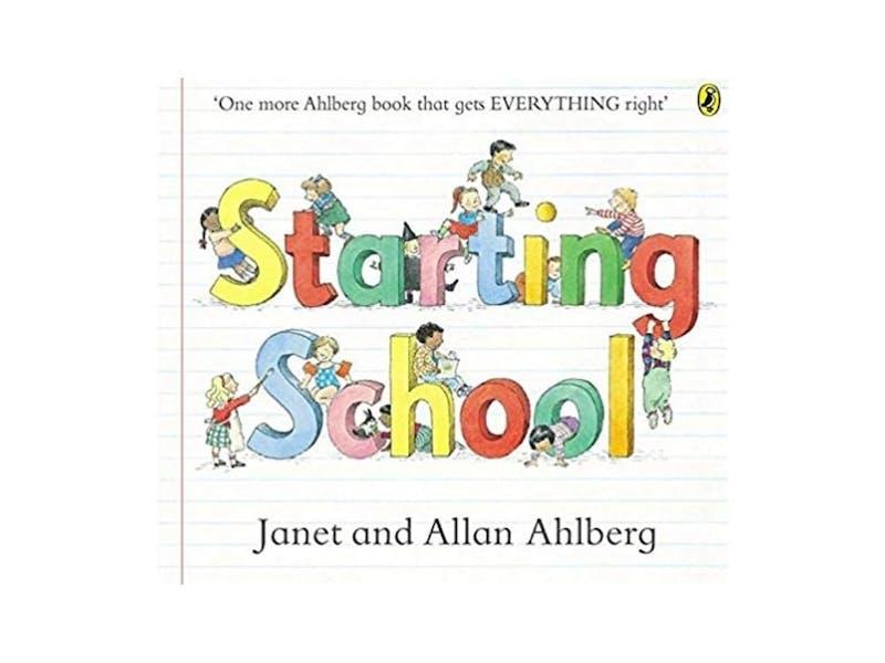 5. Starting School, £6.99