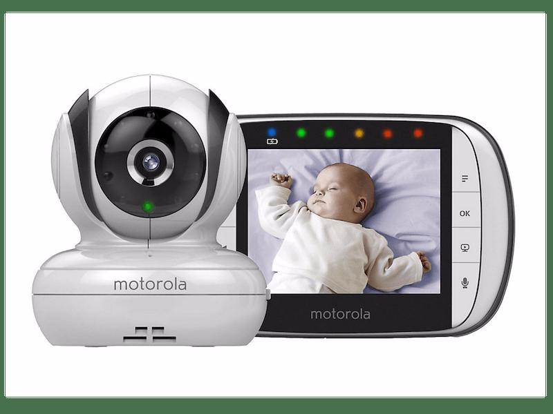 9. MBP36S Motorola Digital Video Baby Monitor, £88.46