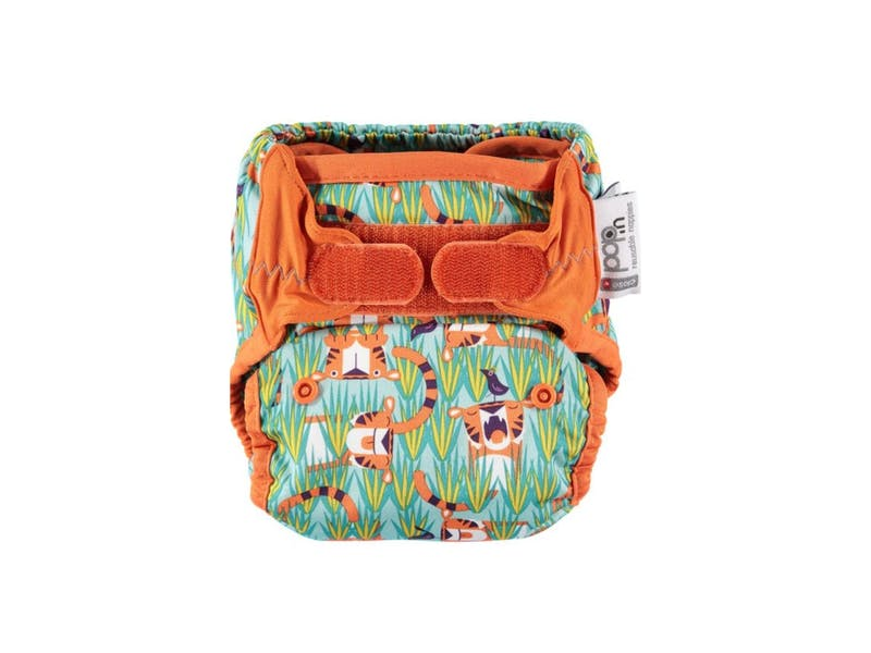2. Pop-In Single Bamboo Nappy, £19.49