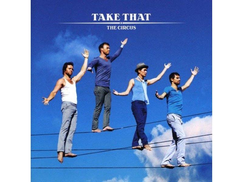 17. Take That - The Circus