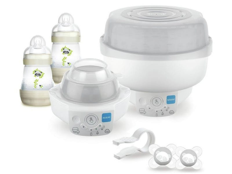 MAM 6-in-1 Electric Steriliser & Express Bottle Warmer