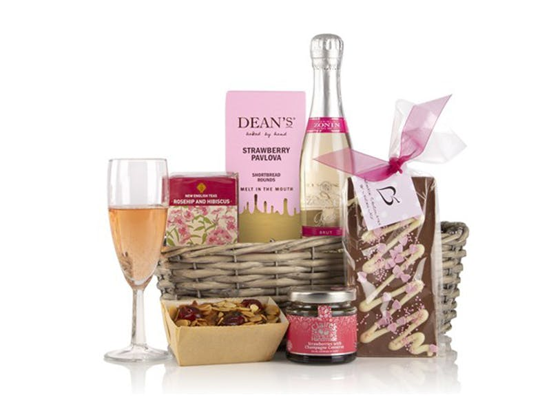 Tea & Bubbles Hamper