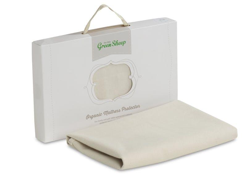 3. Organic Crib Mattress Protector