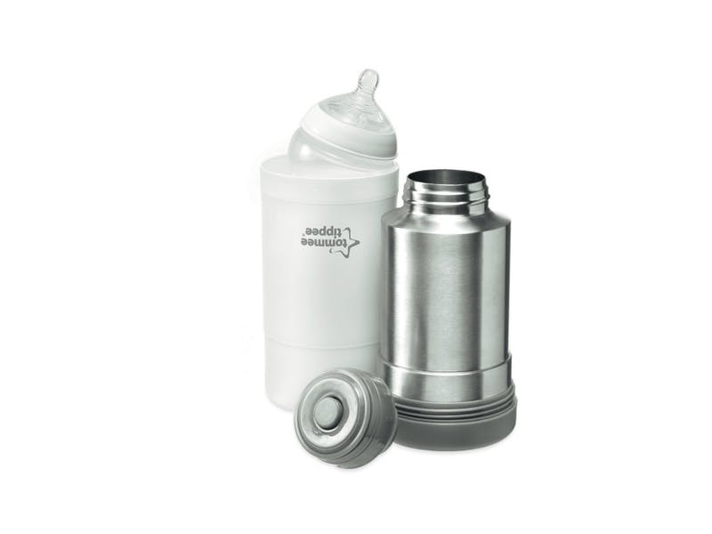 2.  Closer to Nature Travel Bottle Warmer