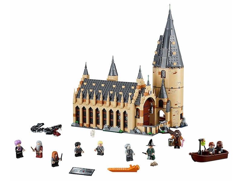5. Lego Harry Potter Set