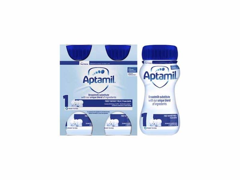 Aptamil 1 First Baby Milk Formula Multipack