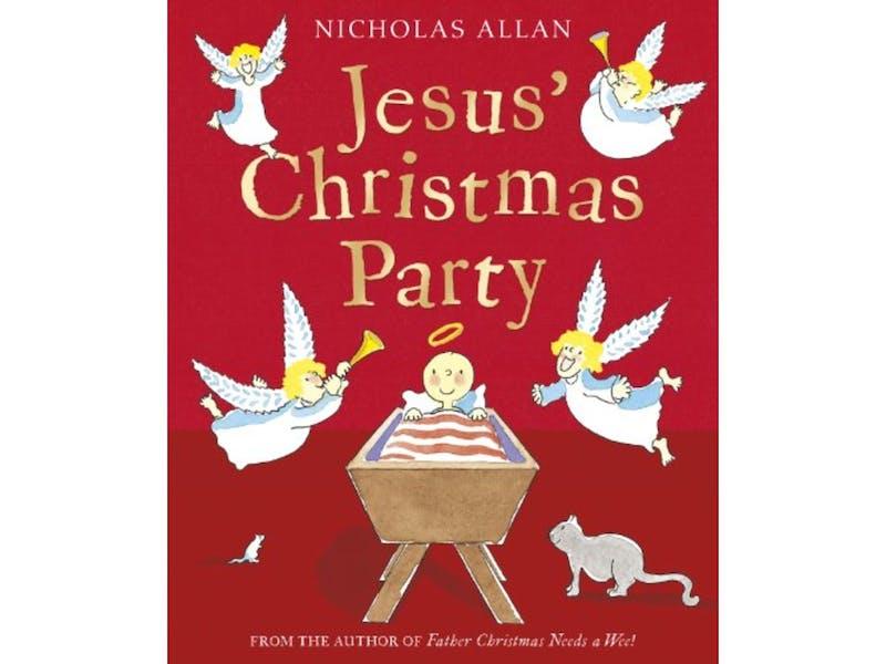 14. Jesus' Christmas Party by Nicholas Allen, £3.46
