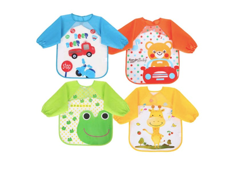 1. Coverall bibs