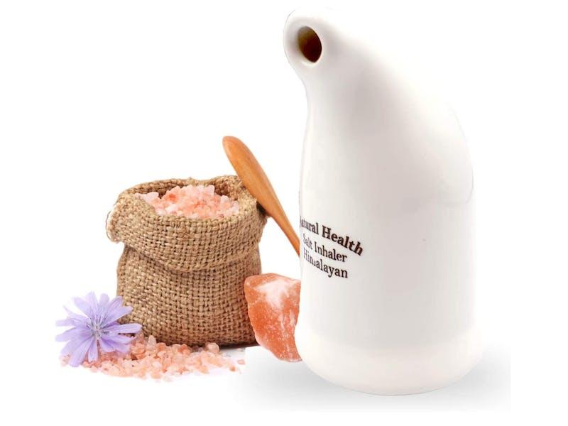 Salt Inhaler