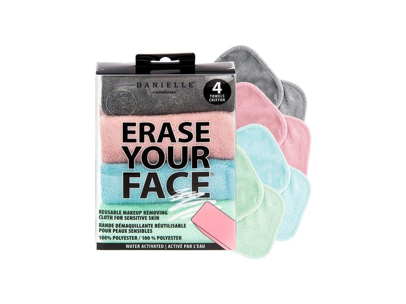erase your face makeup cloths