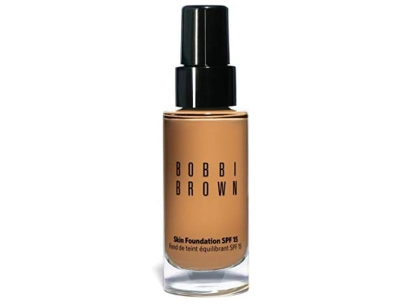 9. Bobbi Brown Skin Foundation SPF 15, £32