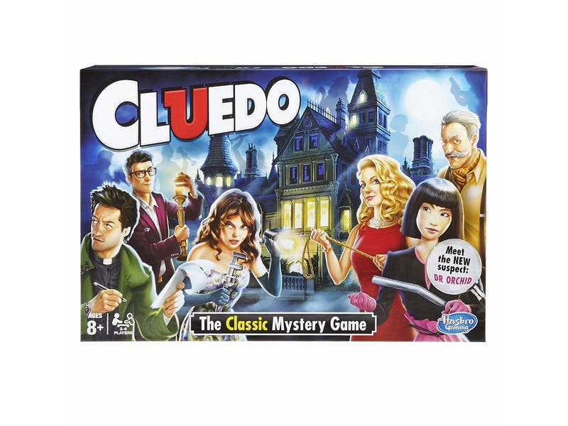 3. Cluedo the Classic Mystery Board Game