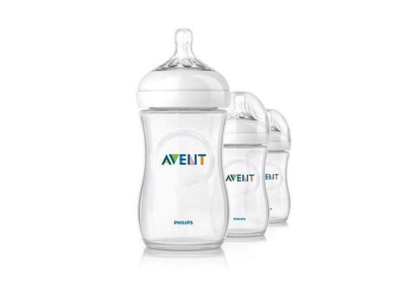 5. Avent Natural Bottle (two-pack), £14.50