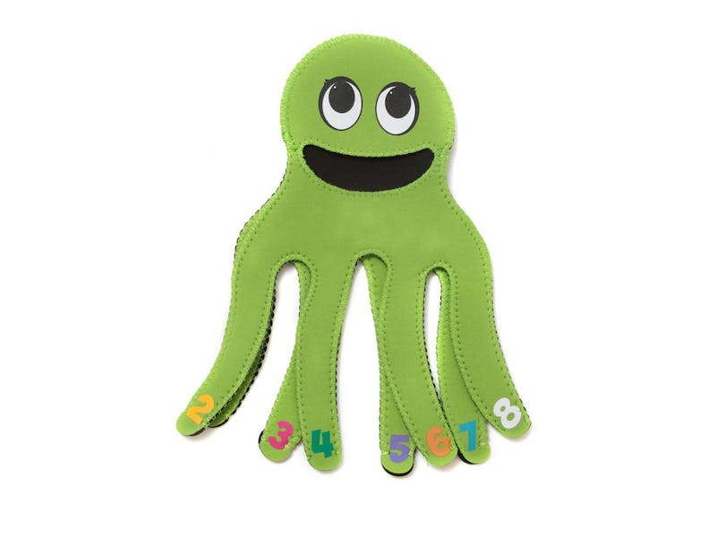 7. Octopus Tap Guard Toy