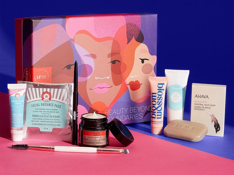 Look Fantastic Subscription Box