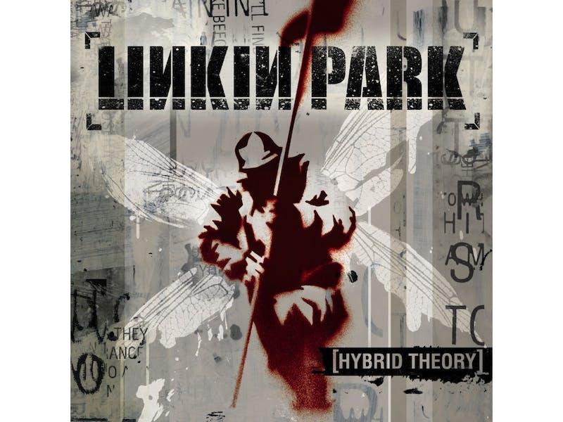 11. Linkin Park - Hybrid Theory