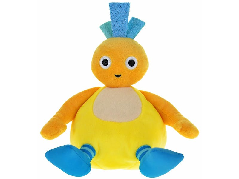 1. Twirlywoos Chatty Chick Soft Toy