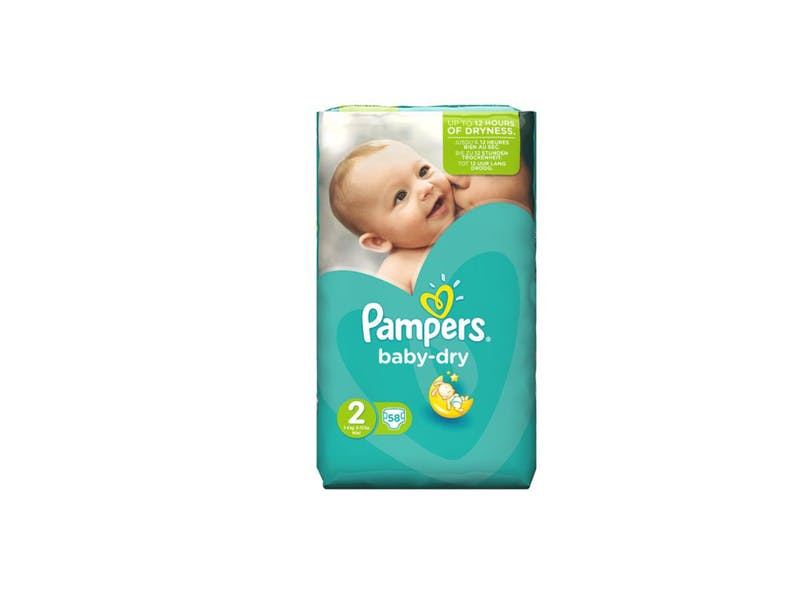 4. Baby Dry Nappies
