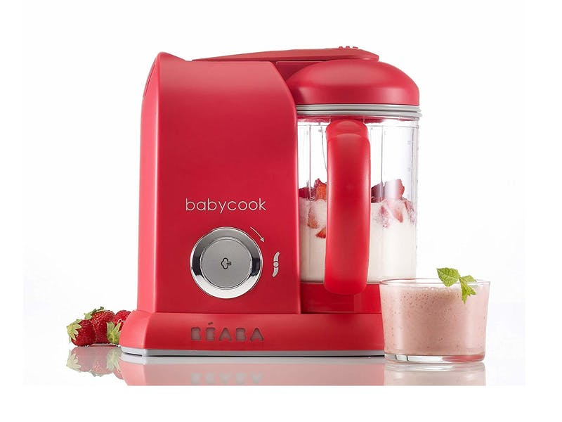 4. Beaba Babycook Solo 4-in-1 Baby Food Maker