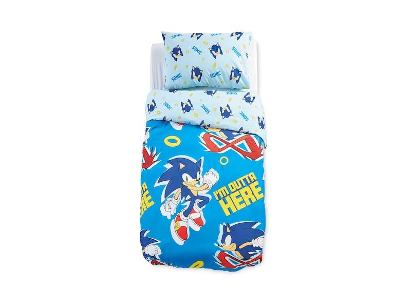 Sonic-Zoom-Single-Duvet-Set