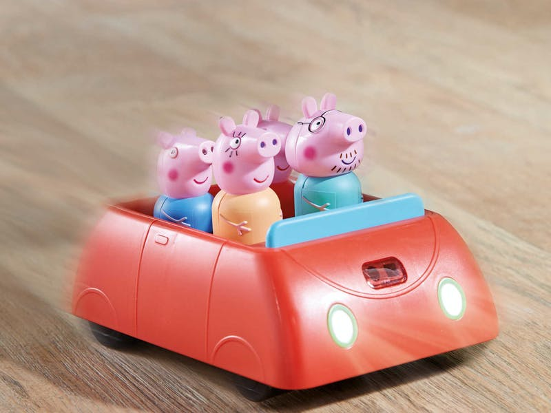 Peppa-Pig's-Electronic-Clever-Car-