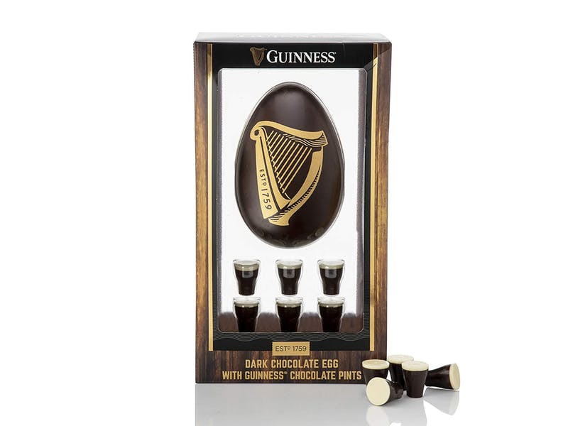 Guinness Dark Chocolate Easter Egg