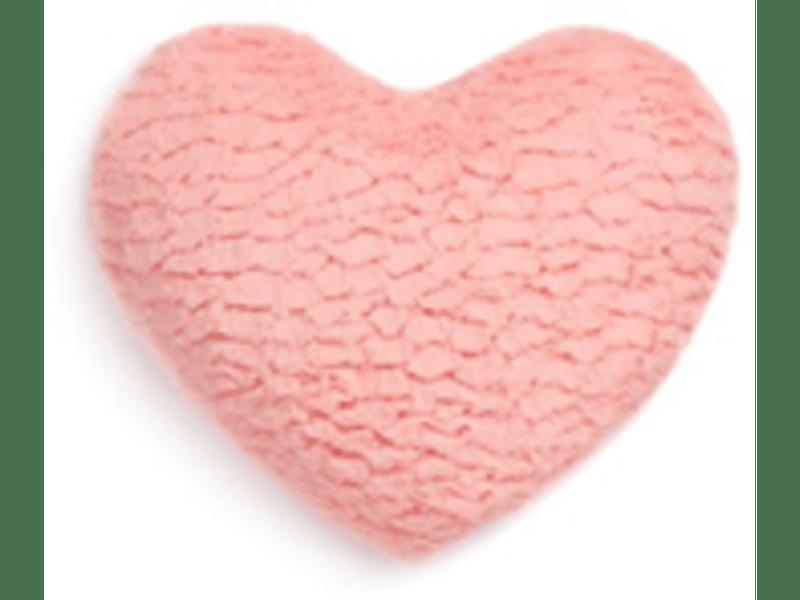Heart cushion pink Primark