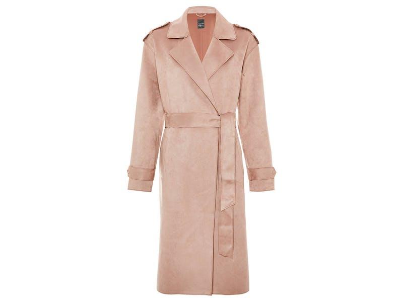1. Blush Suede Mac, £30