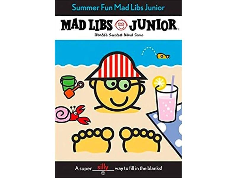 10. Mad Libs Junior
