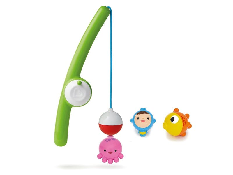 8. Munchkin Gone Fishin' Bath Toy, £10.00