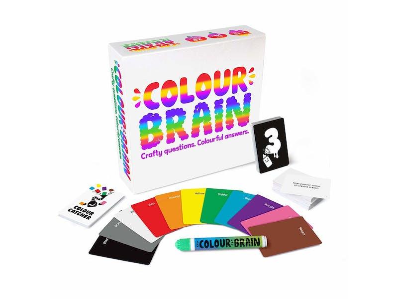 6. Big Potato Colourbrain: The Ultimate Family Board Game