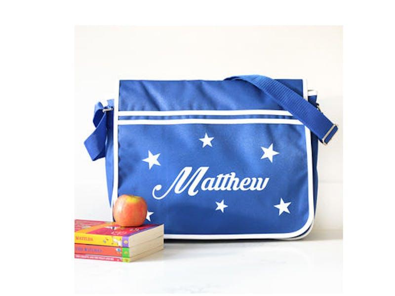 Personalised Retro Bag
