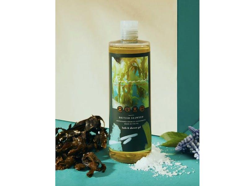 British Seaweed Bath & Shower Gel